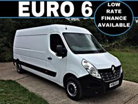 USED 2016 66 RENAULT MASTER 2.3 LM35 BUSINESS DCI S/R P/V 1d 125 BHP
