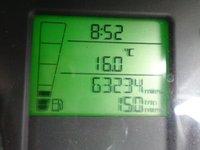 USED 2011 11 SKODA FABIA 1.6 MONTE CARLO TDI CR 5d 75 BHP