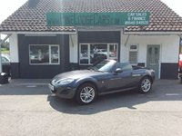 USED 2009 59 MAZDA MX-5 1.8 I SE 2d 125 BHP FINANCE AND PART EXCHANGE WELCOME. 3 MONTHS WARRANTY. ALL CARS HAVE A YEAR MOT AND A FRESH SERVICE.