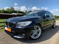 USED 2012 12 BMW 5 SERIES GRAN TURISMO 3.0 530D M SPORT GRAN TURISMO 5d AUTO 242 BHP PANORAMIC ROOF REAR ENTERTAINMENT PRO NAV ELECTRIC TAILGATE HEATED SEATS X4