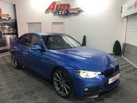 USED 2017 17 BMW 3 SERIES 3.0 330D M SPORT 4d AUTO 260 BHP