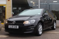 2015 VOLKSWAGEN GOLF 1.6 MATCH TDI BLUEMOTION TECHNOLOGY DSG 5d AUTO 103 BHP £9884.00