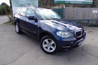 USED 2010 60 BMW X5 3.0 XDRIVE30D SE 5d 241 BHP One Former Owner With Service History