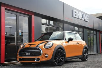 2015 MINI HATCH COOPER 2.0 COOPER S 3d 189 BHP £11795.00