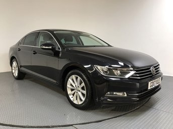 2017 VOLKSWAGEN PASSAT 1.6 SE BUSINESS TDI BLUEMOTION TECH DSG 4d AUTO 119 BHP £13500.00