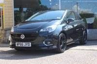 USED 2016 VAUXHALL CORSA 1.4 LIMITED EDITION 3d 89 BHP