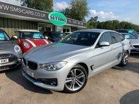 2013 BMW 3 SERIES 2.0 320D SPORT GRAN TURISMO 5d 181 BHP £11489.00