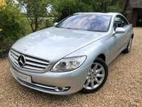 2007 MERCEDES-BENZ CL 500