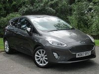 USED 2018 67 FORD FIESTA 1.0 TITANIUM 3d * 1 OWNER FROM NEW * 128 POINT AA INSPECTED * LOW MILEAGE CAR *