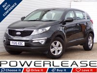 USED 2015 15 KIA SPORTAGE 1.6 1 5d 133 BHP 1 OWNER BLUETOOTH AIR CON