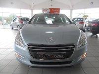 2012 PEUGEOT 508 1.6 ACTIVE E-HDI FAP 4d AUTO 112 BHP £4900.00