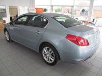 USED 2012 12 PEUGEOT 508 1.6 ACTIVE E-HDI FAP 4d AUTO 112 BHP