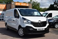 2016 RENAULT TRAFIC 1.6 LL29 BUSINESS DCI 1d 120 BHP £9499.00