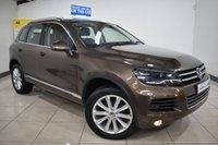 2012 VOLKSWAGEN TOUAREG 3.0 V6 SE TDI BLUEMOTION TECHNOLOGY 5d AUTO 242 BHP