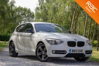 USED 2013 13 BMW 1 SERIES 1.6 116I SPORT 3d 135 BHP £0 DEPOSIT BUY NOW PAY LATER - FULL SERVICE HISTORY