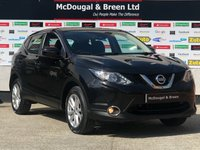 USED 2016 16 NISSAN QASHQAI 1.5 DCI ACENTA SMART VISION 5d 108 BHP