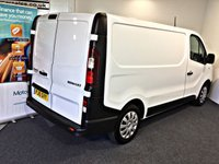 USED 2015 15 RENAULT TRAFIC 1.6 SL27 BUSINESS DCI S/R P/V 1d 115 BHP AIR CON HIGH SPEC, AIR CON, RECENT MAIN DEALER SERVICE AND MOT,