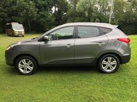 USED 2012 12 HYUNDAI IX35 1.7 PREMIUM CRDI 5d 114 BHP **EXCELLENT FINANCE PACKAGES**FULL SERVICE HISTORY**MOT TO JUNE 2020**