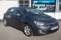 USED 2010 60 VAUXHALL ASTRA 1.4 SRI 5d 98 BHP 8 Service Stamps, 2 Owners, Front & rear Parking Aid