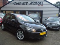 2012 VOLKSWAGEN GOLF 1.4 TSI 120 MATCH 5d + BIG SPEC! £6490.00