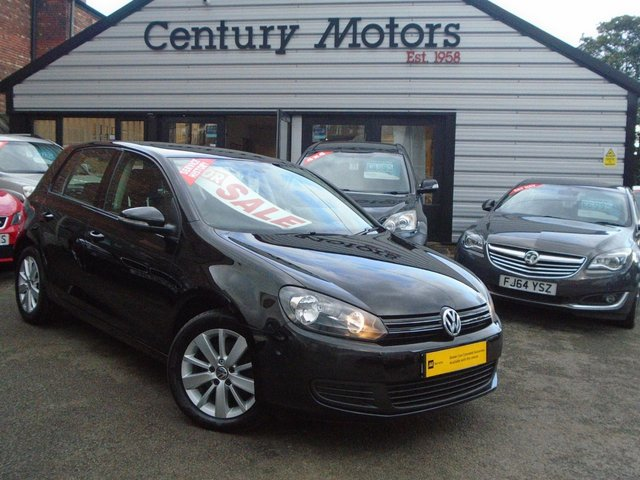 2012 62 VOLKSWAGEN GOLF 1.4 TSI [120] MATCH 5d - TURBO