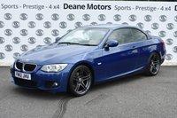 USED 2012 12 BMW 3 SERIES 2.0 320d M SPORT 2d AUTO 181 bhp 19 in alloys