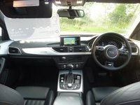 USED 2014 14 AUDI A6 3.0 AVANT TDI QUATTRO S LINE 5d AUTO 245 BHP PAN ROOF, BLUETOOTH, REAR CAMERA, NAT NAV