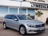 2016 VOLKSWAGEN PASSAT 2.0 SE BUSINESS TDI BLUEMOTION TECH DSG 5d AUTO 148 BHP £10550.00