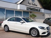 2015 MERCEDES-BENZ C CLASS 2.1 C220 D SE EXECUTIVE 4d 170 BHP £12275.00