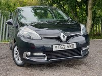 2013 RENAULT SCENIC 1.5 DYNAMIQUE TOMTOM DCI 5d 110 BHP £5200.00