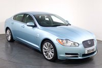 USED 2011 11 JAGUAR XF 3.0 V6 PREMIUM LUXURY 4d AUTO 240 BHP Stunning Car with MASSIVE SPEC