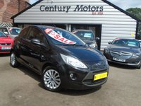 2013 FORD KA 1.2 ZETEC 3d - ALLOYS + A/C £3990.00
