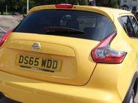 USED 2015 65 NISSAN JUKE 1.2 ACENTA PREMIUM DIG-T 5d 115 BHP