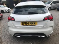 USED 2014 64 CITROEN DS4 2.0 HDi DSport 5dr 19' wheel upgrade
