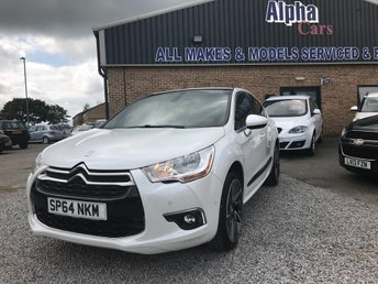 2014 CITROEN DS4 2.0 HDi DSport 5dr £7495.00
