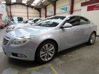USED 2013 62 VAUXHALL INSIGNIA 2.0 CDTi 16v SRi 5dr ***FACTORY NAVIGATION***