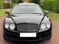 USED 2009 09 BENTLEY CONTINENTAL 6.0 Flying Spur 4dr MEGA SPEC BUY ONLINE+DELIVERED