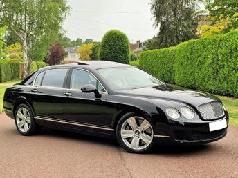 2009 BENTLEY CONTINENTAL 6.0 Flying Spur 4dr £28595.00