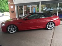 2014 BMW 6 SERIES 3.0 640D M SPORT 2d AUTO 309 BHP £21975.00
