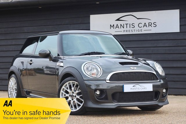 2011 61 MINI HATCH COOPER 2.0 COOPER SD 3d 141 BHP