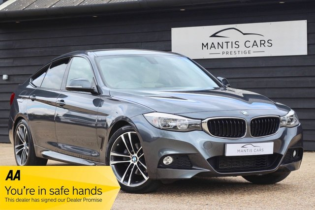 2015 15 BMW 3 SERIES 2.0 320D M SPORT GRAN TURISMO 5d AUTO 181 BHP