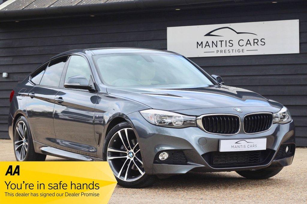 USED 2015 15 BMW 3 SERIES 2.0 320D M SPORT GRAN TURISMO 5d AUTO 181 BHP