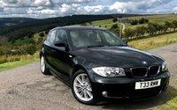 USED 2009 58 BMW 1 SERIES 2.0 118I M SPORT 5d 141 BHP