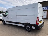 USED 2018 18 RENAULT MASTER 2.3 LM35 BUSINESS ENERGY DCI 145 BHP [EURO 6]