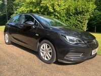 2016 VAUXHALL ASTRA 1.6 DESIGN CDTI 5d AUTO 134 BHP