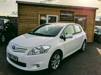 USED 2011 61 TOYOTA AURIS 1.4 TR D-4D 5d 89 BHP 2011 Toyota Auris 1.4 D-4D TR 4dr ****FINANCE AVAILABLE **** £32 A WEEK****  .