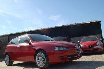 2007 ALFA ROMEO 147 1.6 T.SPARK 16V COLLEZIONE 3d 118 BHP £2500.00