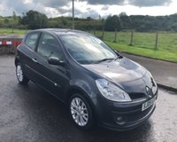 USED 2009 09 RENAULT CLIO 1.1 DYNAMIQUE 16V 3d 75 BHP 6 MONTHS PARTS+ LABOUR WARRANTY+AA COVER