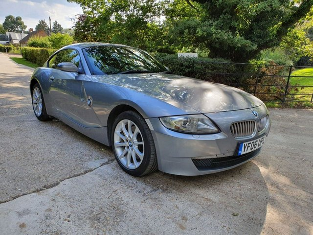 2006 06 BMW Z4 3.0 Z4 SI SE COUPE 2d 262 BHP