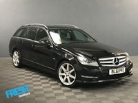 USED 2012 61 MERCEDES-BENZ C CLASS 2.1 C220 CDI BLUEEFFICIENCY SPORT 5d AUTO  * 0% Deposit Finance Available